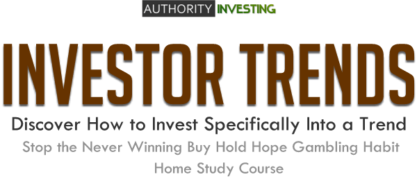 investor trends-course